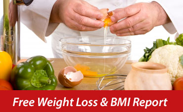 free weight loss and BMI report - Diet Meal Plan | Body Chef
