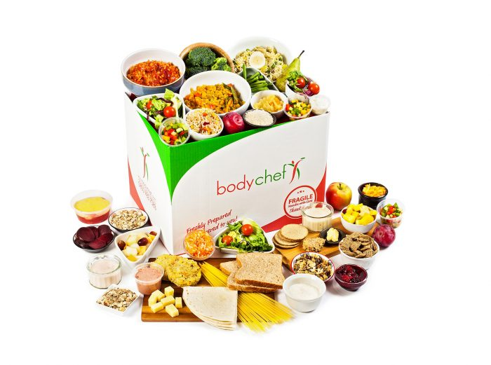 Vegetarian diet hamper