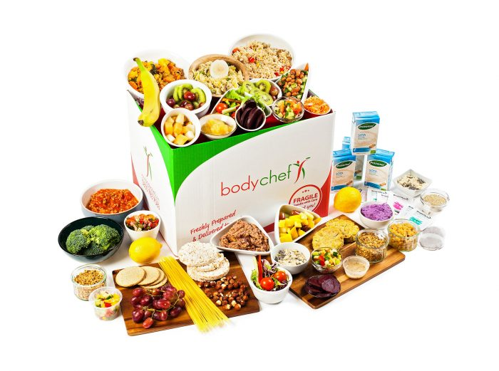 Detox diet hamper