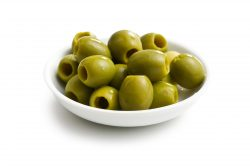 bowl-of-green-olives