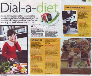 Women's Own: Dial-a-diet