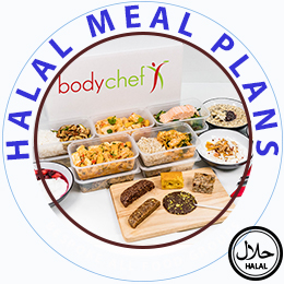 halal meal prep plan delivery